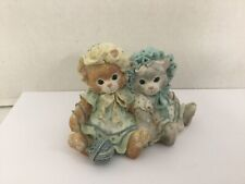 Calico Kittens Priscilla Hillman Enesco You're Always There When I Need You 1992