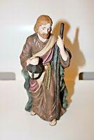 Joseph, Kirkland Signature Nativity Porcelain Handpainted Replacement 75177