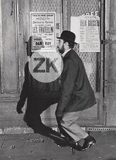 MOULIN ROUGE Ferrer TOULOUSE-LAUTREC Affiche CLOWN FRATELLINI Tournage Photo '52