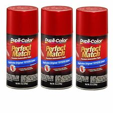 Aerosol Spray Red Primary Automotive Touchup