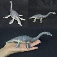 Realistic Plesiosaur Dinosaur Animal Figure Solid Plastic Kids Fun Toys Model