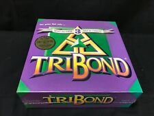 BRAND NEW IN SEALED BOX ~ Tribond Party Game ~ 1992