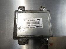 7773 D7G VAUXHALL CORSA D SXI 5 DOOR 1.4 PETROL ECU ENGINE CONTROL UNIT 55576691