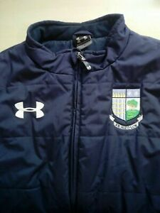 Under Armour  Blue Padded Gilet Small