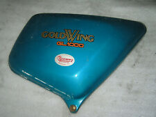 Honda GL 1000 Gold Wing Seitendeckel rechts sidecover rhs