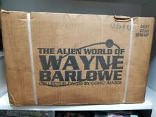12 box The Alien World of Wayne Barlowe Collector Cards by Comic Image DEAL 1994