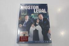 """New"" Boston Legal - DVD - Season Two - Region 1"