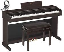 E-piano Yamaha ydp-143 R rosas madera set, ydp143, piano, piano digital