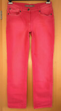"""CECIL JEANS HOSE """"CHARLIZE"""" Größe 31/30 in Rosa-Rot"""