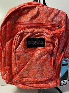 """Jansport Big Student Itzy Ditzy 2100 cu in 15"""" Laptop Backpack NWT"""
