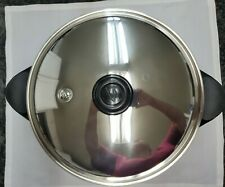Saladmaster 316ti Stainless Steel surgical 12� Electric Skillet