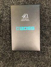 Boss DS-1 Distortion Guitar Pedal Black Version