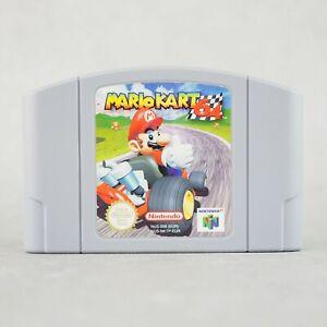 Mario Kart 64 Original Nintendo N64 Spiel Game Retro Gaming /665
