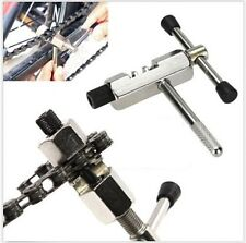 Bike Chain Rivet Extractor Pin Splitter Bicycle Breaker Remover Tool Cycle Kit