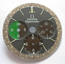 OMEGA Chronograph dial for Flightmaster cal 910  ref 145 013 , first generation