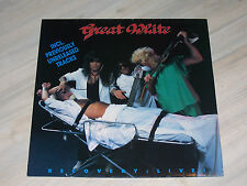 GREAT WHITE - Recovery, LIVE / Lp, No.: 038 7 90413 1 / incl. unreleased Tracks