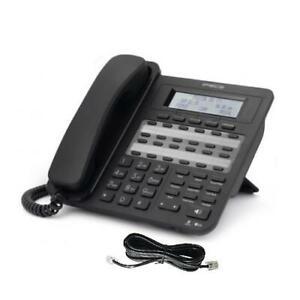 LG Ericsson LDP-9224 DF Digital Telephone in Black
