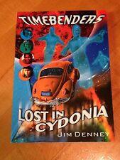 Timebenders Lost In Cydona Jim Denney Paperback Book
