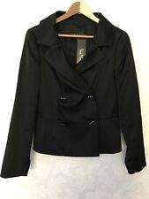 Vera Mont Designers Double Breasted Jacket Blazer Size:12