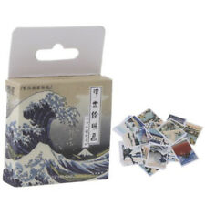 Chinses Landscape Painting Paper Sticker DIY Calendar Scrapbooking Writing Decor