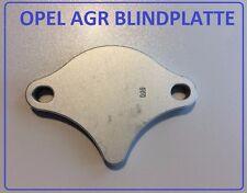 Opel Astra G X20XER X20XEV   Original Opel  Blinddichtung AGR Blindplatte