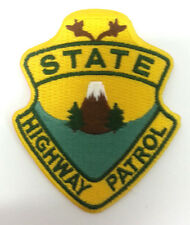 "State Highway Patrol 4""  Patch- Super Troopers- Mailed from USA (SUTRPA-01)"
