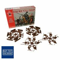 War of the Roses (10) Irish Mounted Troops - Red Box Miniatures - RB72055