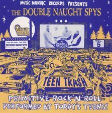 Double Naughty Spys - Teen trash 5 (CD)