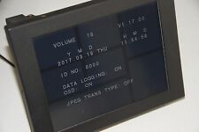 Digital View Touch Panel VF-080-T 640x480 mit Barcode support RS232