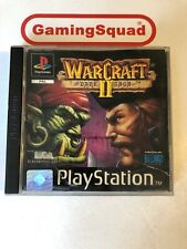 Warcraft 2 PS1, Supplied by Gaming Squad