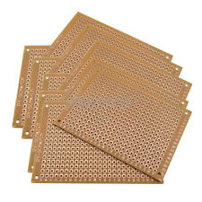5PCS DIY Prototype Paper PCB Universal Experiment Matrix Circuit Board 5x7cm