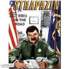Strapazin 93 COMIC Zeitschrift Avangard UNDERGROUND Comic STRIP Dez. 2008