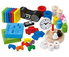 Selecta Accessoire un jeu pour la vie Poupées Maison 31 miniatures, pour poupées