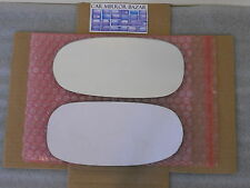 B835L FOR 97-04 CORVETTE 03-06 CHEVY SSR Mirror Glass Driver Side Left +ADHESIVE
