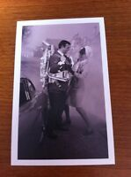 James Bond Postcard - Thunderball - Bond, Mademoiselle La Porte & Jetpack - NEW