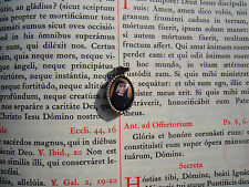 Vatican second class relic St. Faustina Kowalska vestment medal pendant