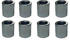 "Rod End Reducer 1/2"" OD x 3/8"" ID 8 PACK Heims spacer offroad 4x4 Dirt IMCA Ends"