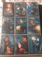 Buffy TVS Season 1 Base Set + Slayers Kit Chase Card S2