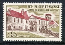 STAMP / TIMBRE FRANCE NEUF LUXE N° 1645 ** ABBAYE DE CHANCELADE DORDOGNE