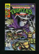 TEENAGE MUTANT NINJA TURTLES ADVENTURES #1 ARCHIE PUBLICATIONS 3/1989 *UNPRESSED