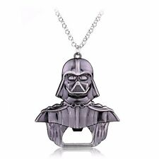 Star wars dark vader Pendant Necklace Game Charm star trek large