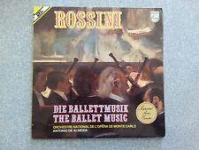 Rossini The Ballet Music Antonio De Almeida 2 Records  LP