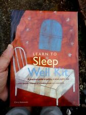 Box Set - BOok & CD - Learn To Sleep Well - Chris Idzikowski