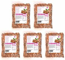 Whole Almonds 1kg Spanish Quality Natural Shelled Raw Dried Nuts Unsalted 1000g