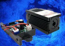 Blue 1W-1.2W 450nm Blue laser Module/TTL Modualtion/Basic Engraving/Burning
