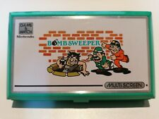Nintendo Game & Watch Bomb Sweeper