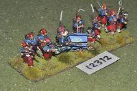 25mm ACW / union - american civil war infantry 13 figures - inf (12392)
