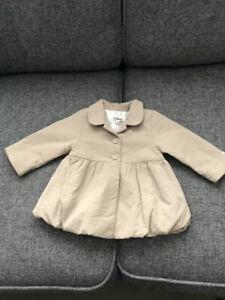 Chloe baby Girls coat 3 Months