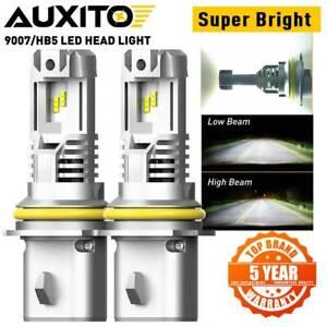 9007 LED Headlight Bulbs 6500K for Ford F150 1992-2003 F250 1992-04 Super Bright