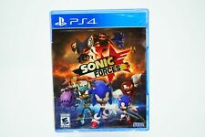 Sonic Forces: Playstation 4 [Brand New] PS4